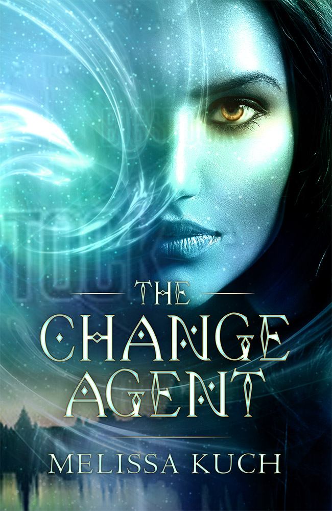 The Change Agent- Cover Reveal